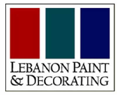 Lebanon Paint & Decorating Logo