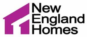 New England Homes Logo NH