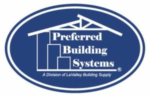 Preferred Building Systems Logo - New Hampshire NH