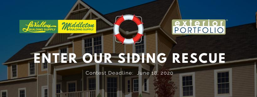Siding Rescue 2020