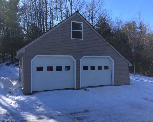 Garage Manufacturer NH VT New Hampshire Vermont