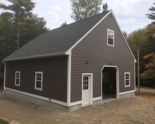Garage Manufacturer NH VT New Hampshire Vermont