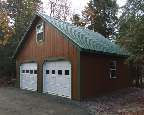 Garage Package - Garage Manufacturer - NH VT