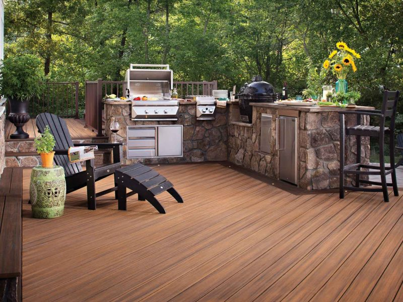 Trex Decking NH VT New Hampshire Vermont