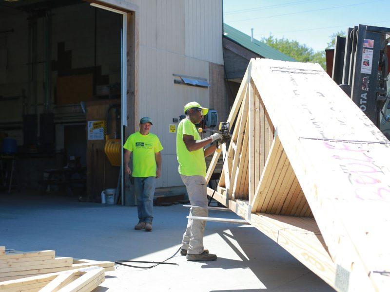 Truss Manufacturer NH VT New Hampshire Vermont