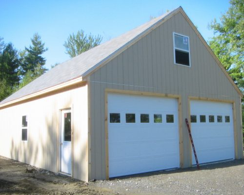Garage Manufactuer NH VT New Hampshire Vermont